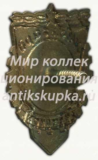 Знак чемпиона ДСО «Авангард». Хоккей на траве