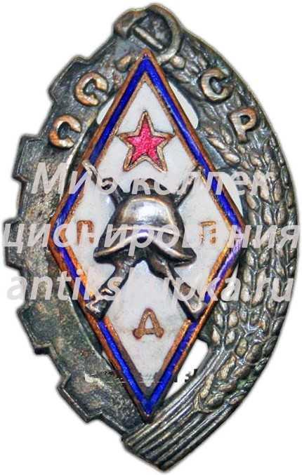 Знак «Добровольный пожарный профилактик (ДПП)» 3