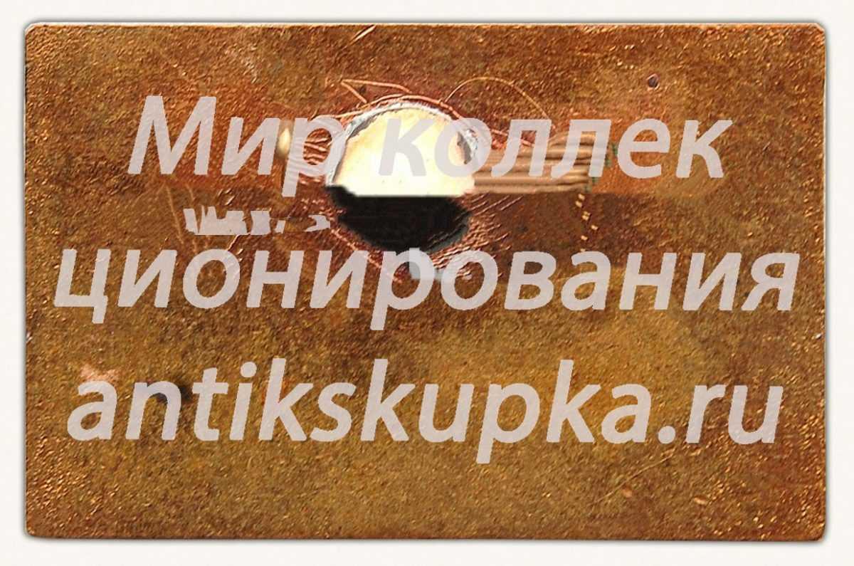 Знак «Дружинник Эстонской ССР»