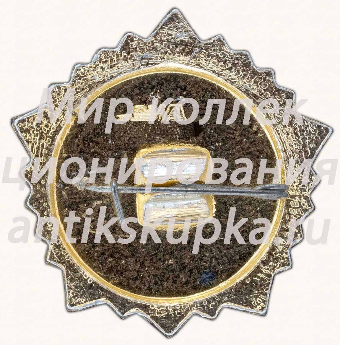 Знак «Готов к труду и обороне СССР (ГТО). I ступень» 5
