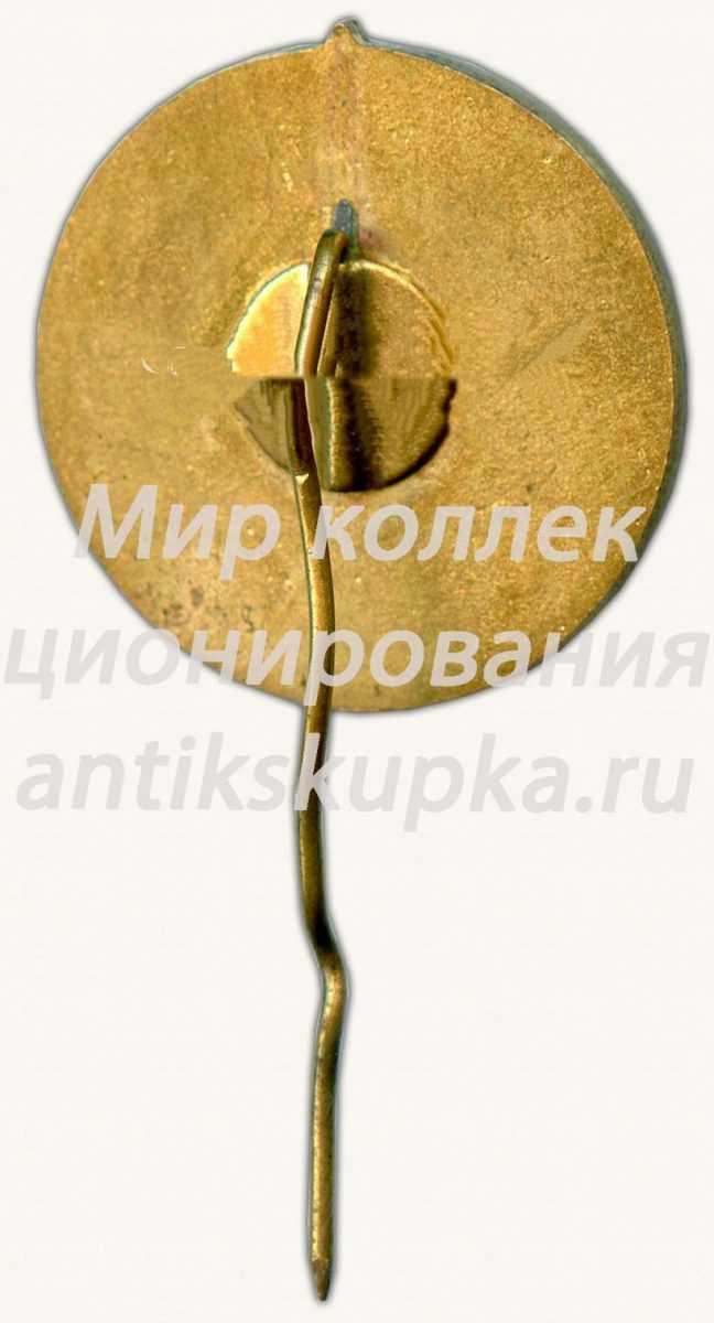 Знак «Кубок дружбы СССР по мотокроссу. 1982»