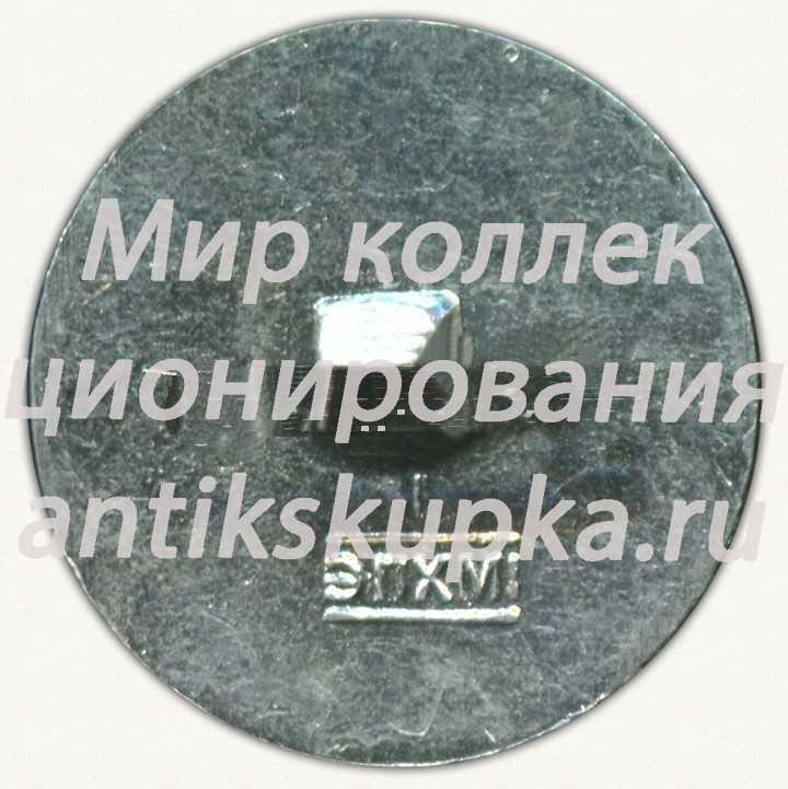 Знак «Наставник ЮИД (Юный инспектор движения). Ростов-на-дону»