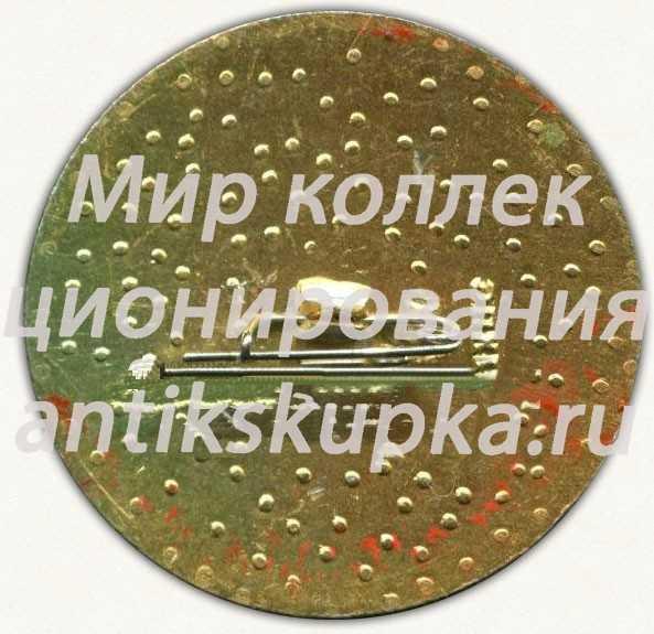 Знак «Областной слет ЮИД (Юный инспектор движения). Оргкомитет»
