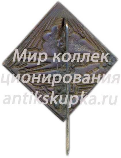 Знак «Общества друзей воздушного флота (ОДВФ) Крыма»