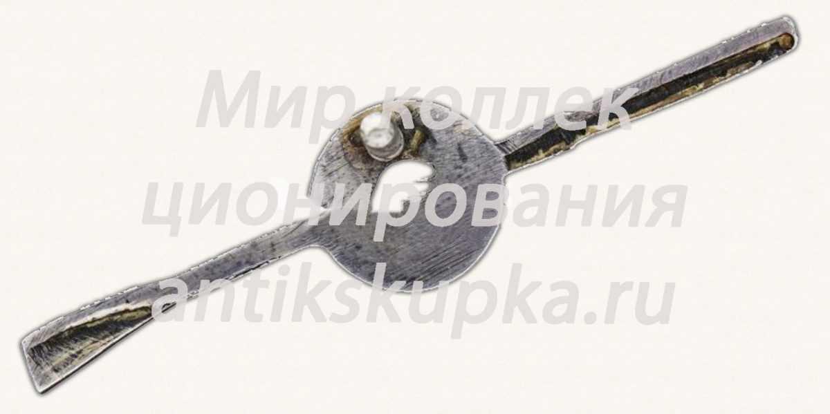 Знак «Первенство Москвы по гребле»