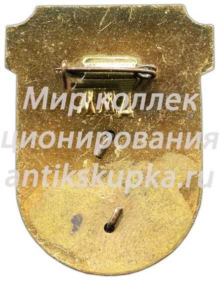 Знак «Тренер. VI спартакиада профсоюзов СССР»