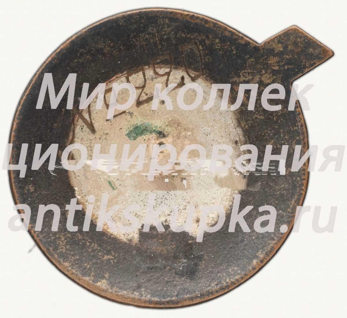 Знак «X лет ЮАС (ОСОАВИАХИМ СССР)» 2