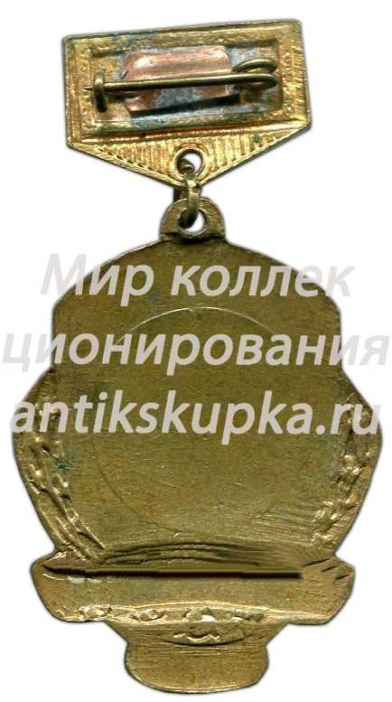 Знак за 3 место в турнире по шахматам Красноярского края