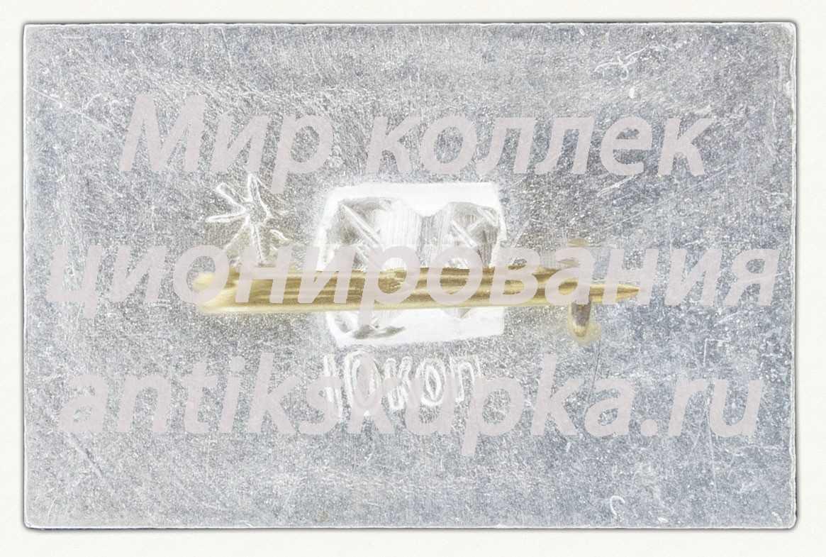 Памятный знак посвященный XXIV съезду КПСС