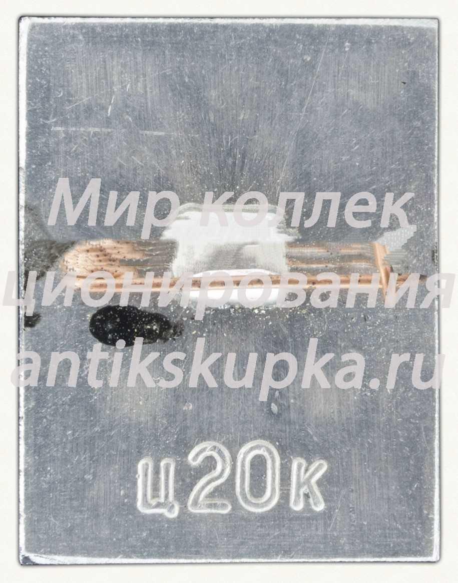 Ворота в город. Серия знаков «Калуга 1371-1971»