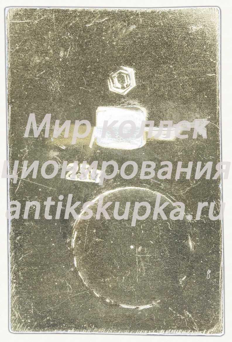Знак «30 лет победы в Великой Отечественной войне. Орден отечественной войны»