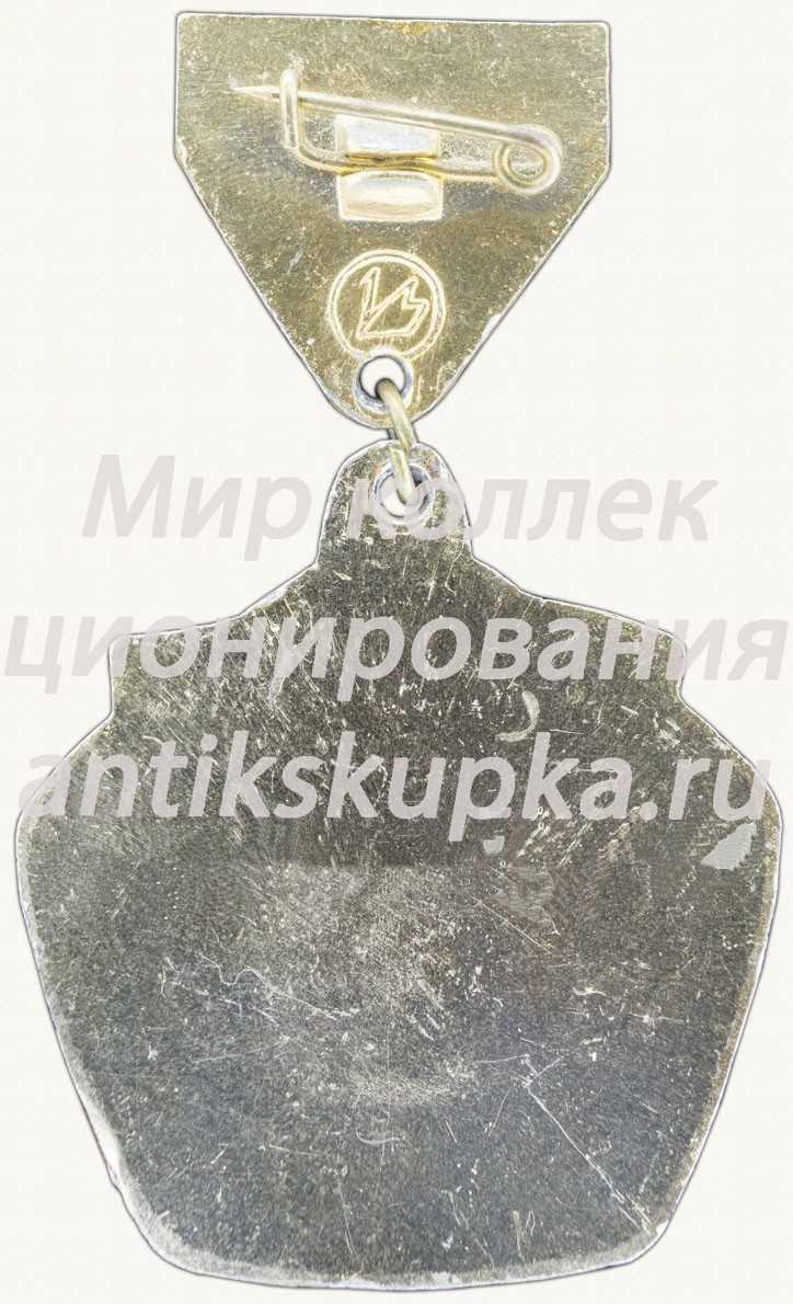 Знак «60 лет СССР. Тип 2»