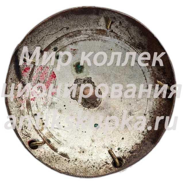 Знак «Делегат 5-го Всеукраинского съезда рабочих»
