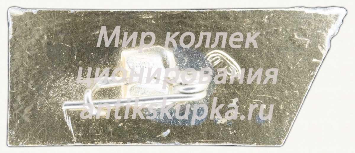 Знак делегата XXII съезду КПСС