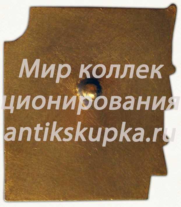 Знак «IX съезд ДОСААФ СССР»