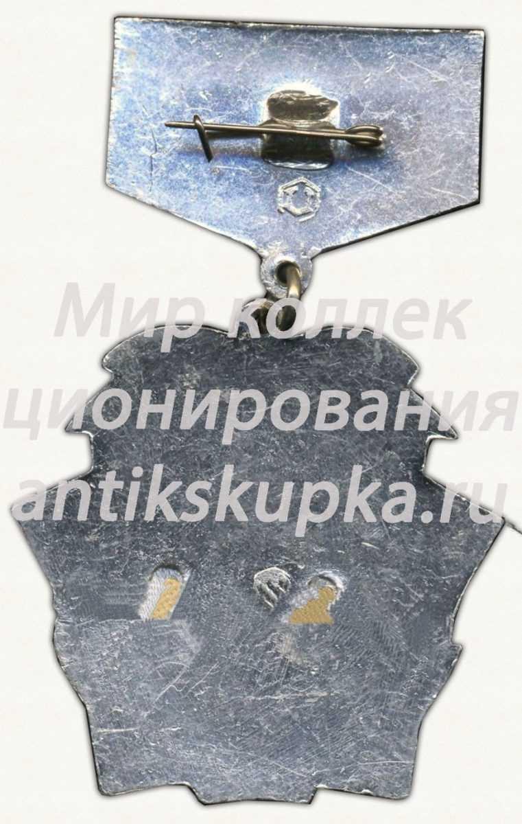 Знак в честь пятидесятилетие Союза ССР. 1922-1972 2